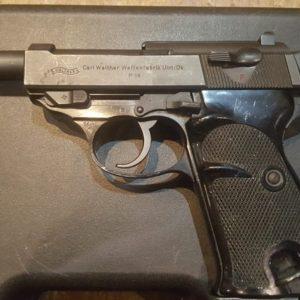 Pistola Walther 9 Pb