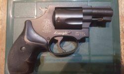 Revolver S-Wesson calibre 38