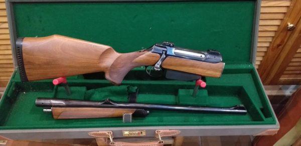 Rifle Sauer Takedown