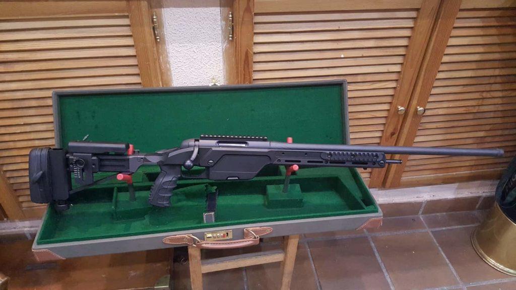 Rifle Steyr