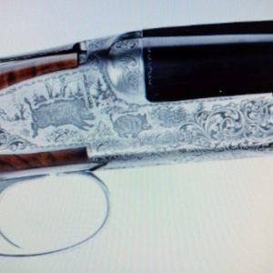 Chapuis Rifle grabados perfectos